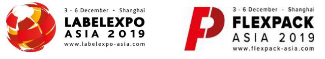 Labelexpo Asia 2019将在北上广举办行业路演