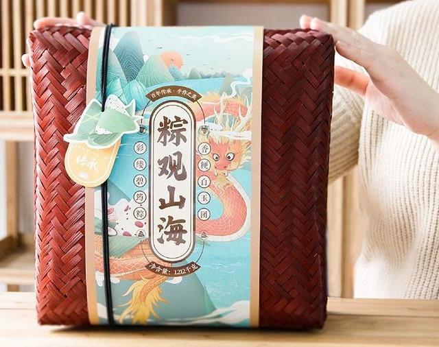 从端午礼盒看礼品包装市场,需求强劲,乘势而上!
