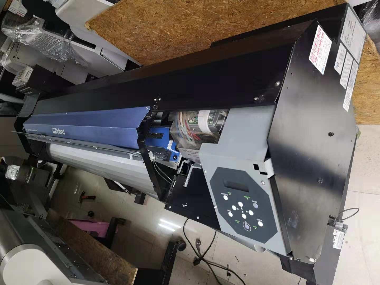 国外到罗兰vs540打印机写真机低价出售