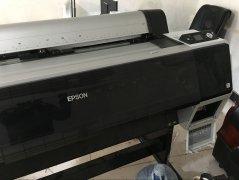 出售爱普生9908二手打印机写真机